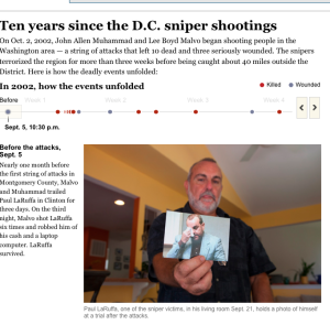 Bildschirmaufnahme Washington Post