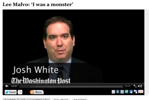 Video-Standbild: Josh White, Washington Post