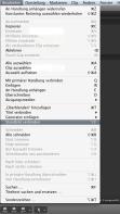Bildschirmaufnahme FCPX Menu: Standbild erzeugen