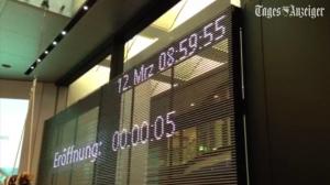 Bildschirmaufnahme aus Newsvideo Tagesanzeiger.ch