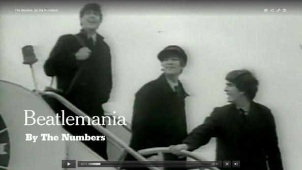 by-the numbers beatles